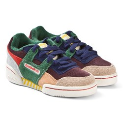 The Animals Observatory The Animals Observatory Multicolor TAO Workout Plus Sneakers