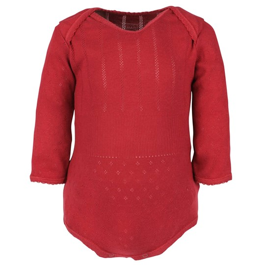 Noa Noa Miniature Baby Doria Body Tawny Red Red
