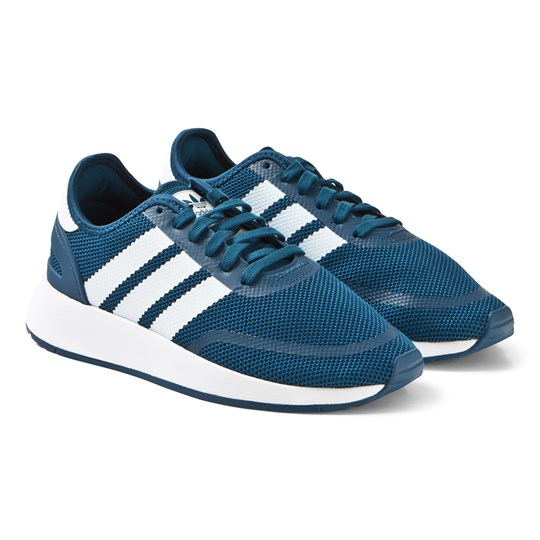 adidas Originals Navy and White N-5923 Sneakers legend marine/ftwr white/legend marine