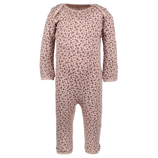 Noa Noa Miniature Baby Jumpsuit LS Powder Pink