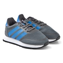 low priced 21a21 654c6 adidas Originals Grey and Blue N-5923 Sneakers grey five true blue ftwr