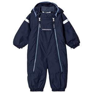 Image of Didriksons Borga Overalls Navy 60 cm (2-4 mdr) (3143208281)