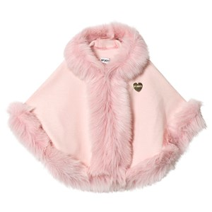 Image of Bandit`s Girl Pink Faux Fur Cape L (8-9 years) (2995683853)