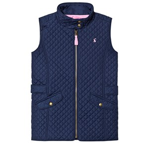 Image of Tom Joule Navy Quilted Gilet 3 years (3125314625)