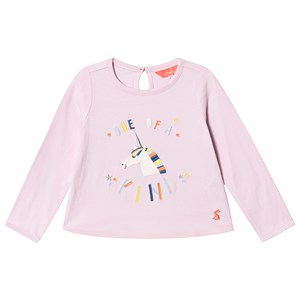 Image of Tom Joule Pink Unicorn Applique Top 1 year (3125315903)