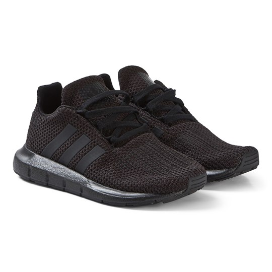 adidas Originals Кроссовки Black Swift Run Sneakers CORE BLACK/CORE BLACK/CORE BLACK