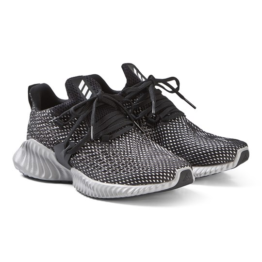 adidas Performance Black Alphabounce Instinct EL Sneakers core black/ftwr white/GREY THREE F17