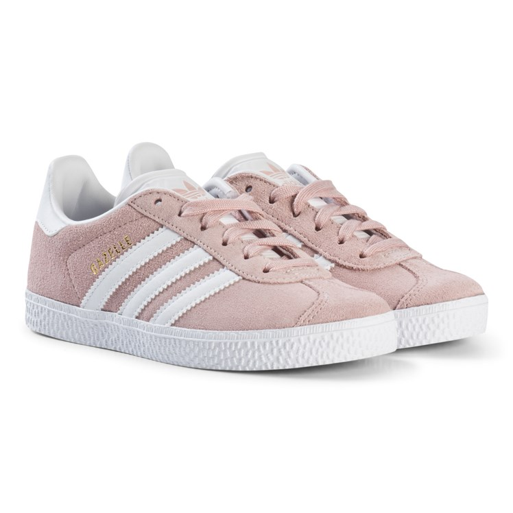 Dream With Me: Adidas Gazelle Light Pink