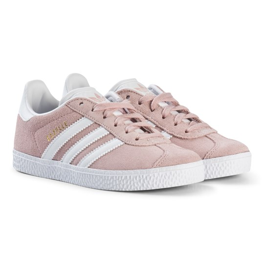 adidas Originals Pale Pink Gazelle Kids Trainers Babyshop.no