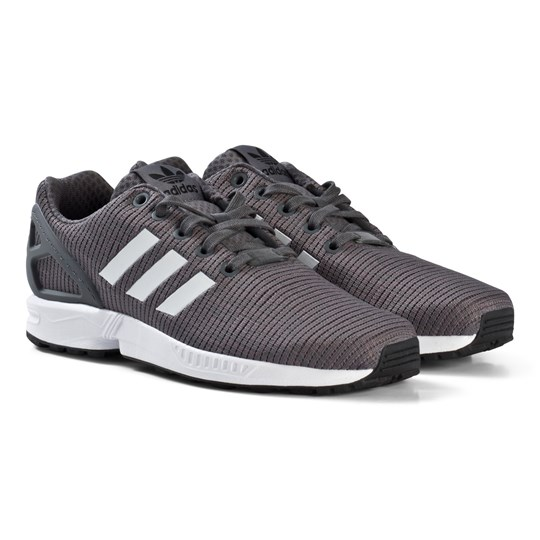 adidas flux junior grey