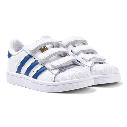 Superstar Foundation Velcro Trainers