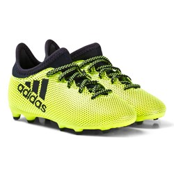 adidas Performance Yellow X Tango 17.3 Firm Ground Football Boots