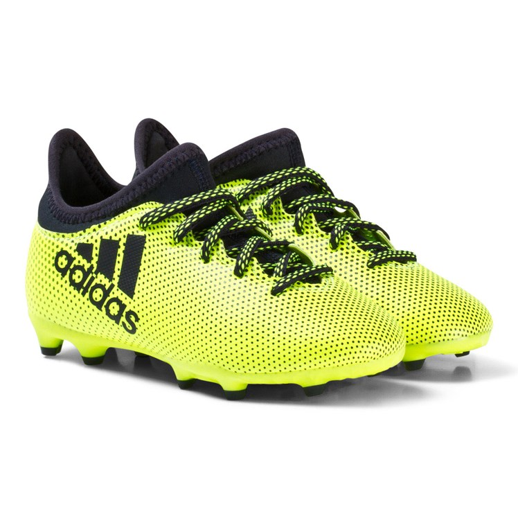 adidas Performance Yellow X Tango 17.3 Firm Ground