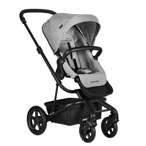 EasyWalker Harvey² Barnvagn Stone Grey One Size