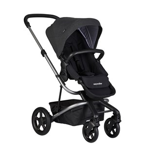 Image of EasyWalker Harvey² Stroller Night Black Platinum Edition (3126773567)