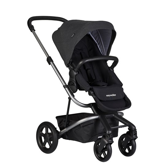 EasyWalker Harvey² Stroller Night Black Platinum Edition ALL BLACK