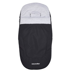 Image of EasyWalker Footmuff Night Black (3128688327)