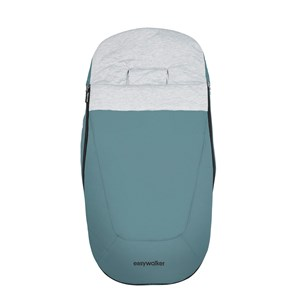 Image of EasyWalker Footmuff Ocean Blue (3148271259)