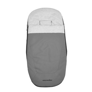 Image of EasyWalker Footmuff Stone Grey (3128688329)