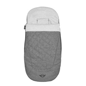 Image of EasyWalker MINI by Easywalker Footmuff Soho Grey (3128688323)