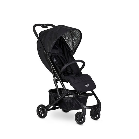 EasyWalker MINI by Easywalker Buggy XS Oxford Black Oxford Black