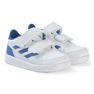Image of adidas Performance AltaSport Velcro Infants Sneakers Hvide/Blå 21 (UK 5) (3125342981)
