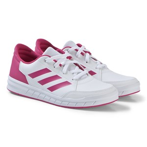 Image of adidas Performance AltaSport Junior Sneakers Hvide/Pink 36 2/3 (UK 4) (3125343333)