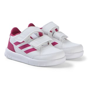Image of adidas Performance AltaSport Velcro Infants Sneakers Hvide/Pink 20 (UK 4) (3125343341)