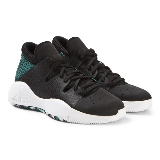 adidas Performance Pro Vision Sneakers Core Black core black/ftwr white/active green