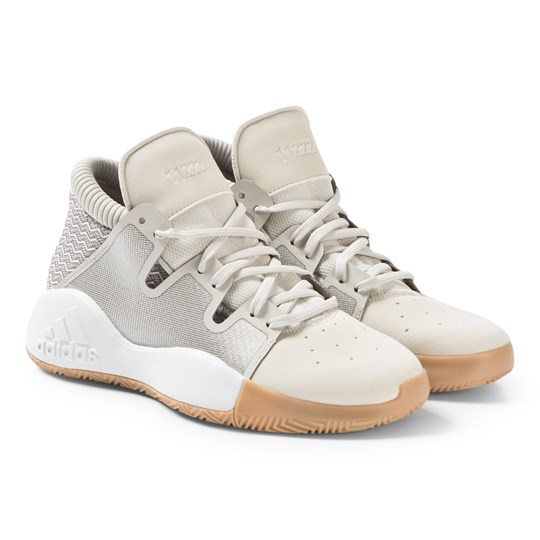 adidas Performance Pro Vision Sneakers Raw White raw white/light brown/GUM 3
