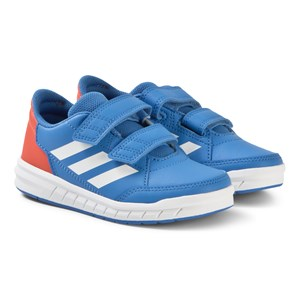 Image of adidas Performance AltaSport Velcro Kids Sneakers Blo/Røde 31 (12.5UK) (3125343169)
