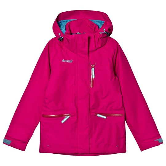 Bergans Cerise Alme Insulated Youth Jacket Pink