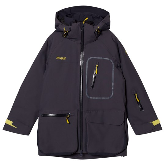Bergans Navy Knyken Insulated Jacket Navy