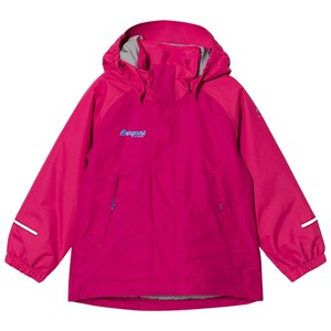 Image of Bergans Hot Pink Insulated Jacket Kids 104 cm (3125336863)
