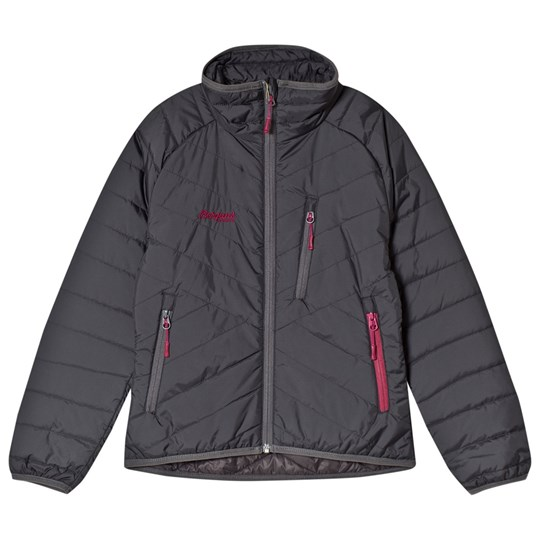 Bergans Grey Josten Jacket Black