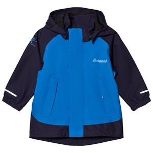 Image of Bergans Navy Knatten Jacket 98 cm (982438)