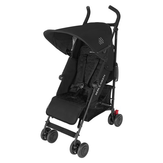Maclaren Quest Buggy klapvogn Sort Black Black