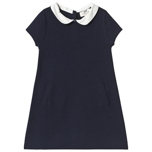 Image of Cyrillus Navy Dress 4 years (3125353221)