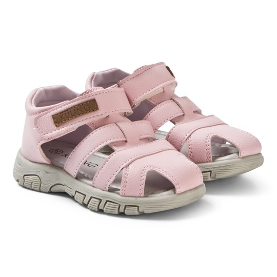 Kuling Dili Sandals Pink Light Pink