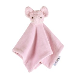 natureZOO Elephant Cuddle Cloth Light Purple
