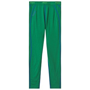 Image of Bergans Green Long Johns 164 cm (979330)