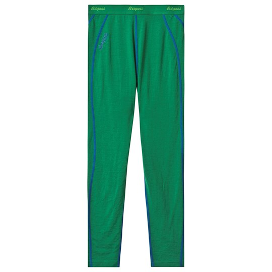 Bergans Green Long Johns Green