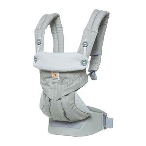 Ergobaby 360 Baby Carrier Pearl Grey One Size