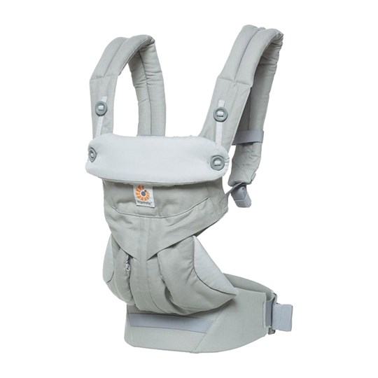 Ergobaby 360 Baby Carrier Pearl Grey pearl grey