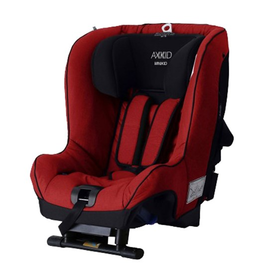 Axkid Minikid (2018) Car Seat Rear-Facing 0-25kg Red Punainen