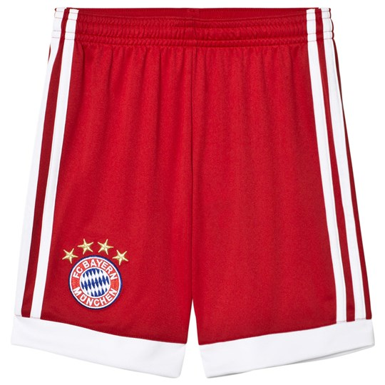 Bayern Munich FC Bayern München '17 Junior Hemma Shorts FCB TRUE RED/WHITE