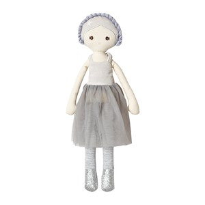 Image of STOY Baby Ballet Doll Grey 42 cm (3125236475)