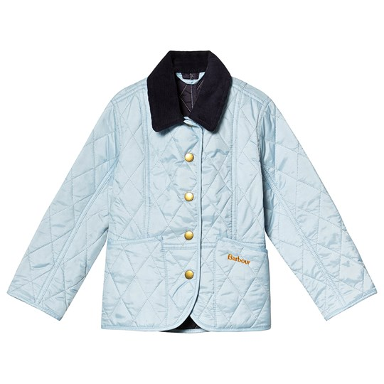 Barbour Куртка Blue Summer Liddesdale Quilted Jacket Blue