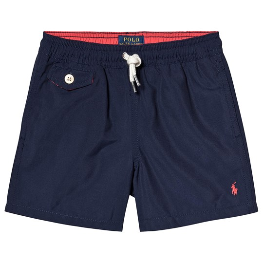 Ralph Lauren Navy Traveller Swim Shorts 001