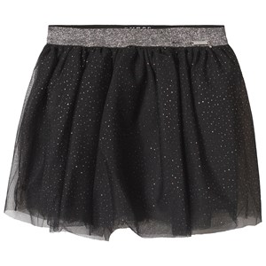 Image of Guess Black Glitter Tulle Skirt 2 years (3125298421)